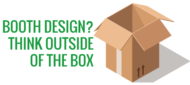 Outside of the box sustainable events