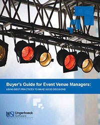 Buyer's Guide for Event Venue Managers