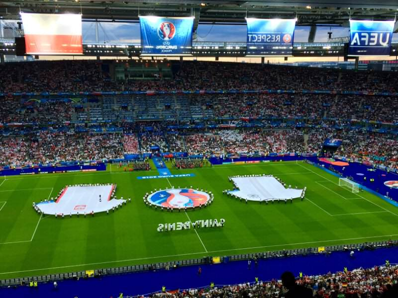 GED16 and EURO2016