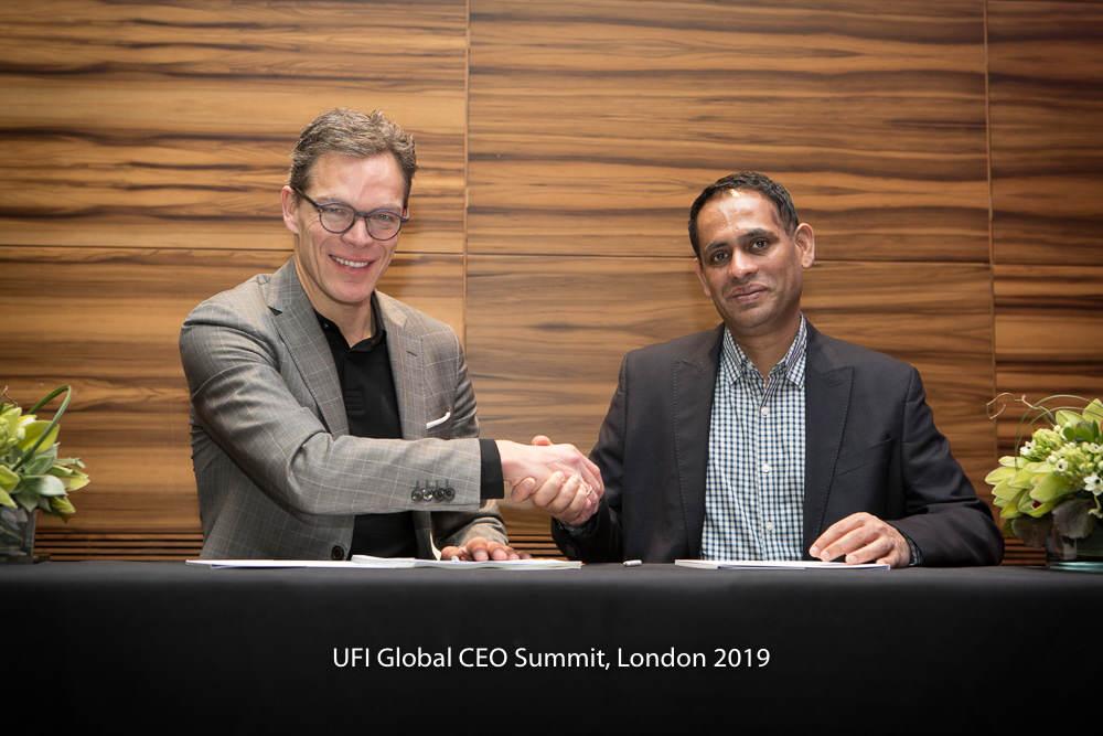 Jaarbeurs Ungerboeck UFI London 2019