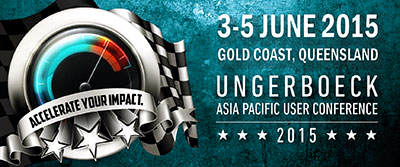Ungerboeck Asia Pacific User Conference 2015