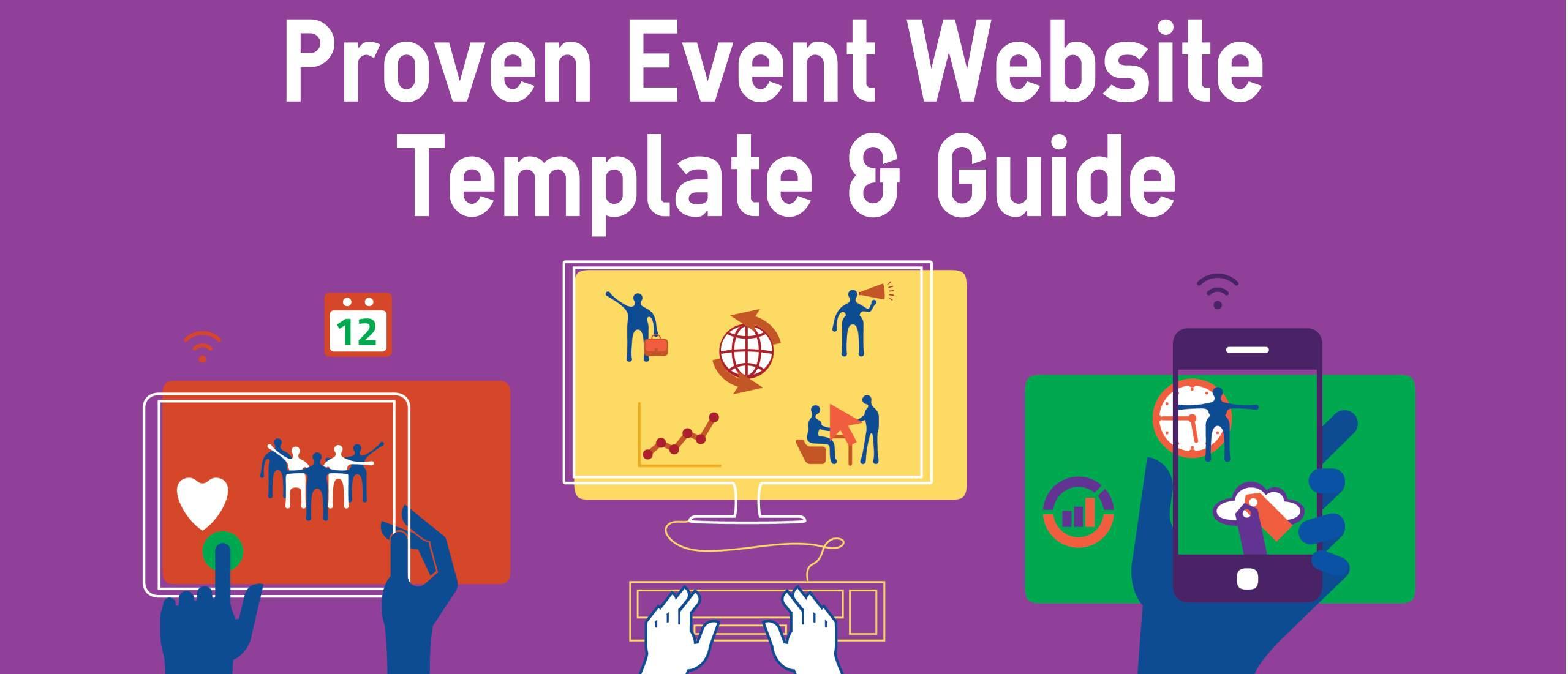 proven event website template guide ungerboeck software. Black Bedroom Furniture Sets. Home Design Ideas