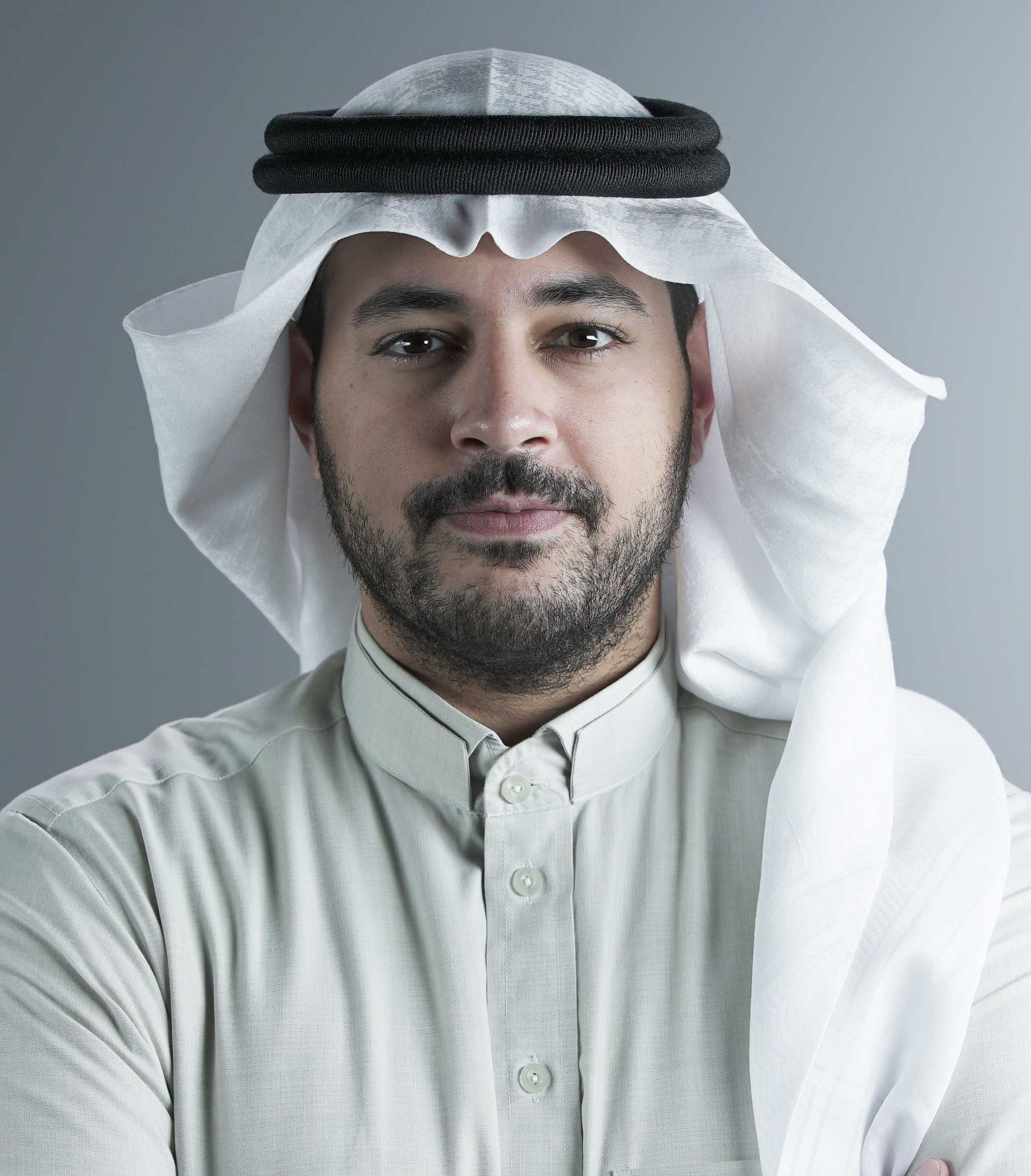 CEO ACE EXHIBITIONS Hadi Al Harith