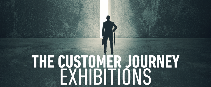 Customer Journey at Exhibitions