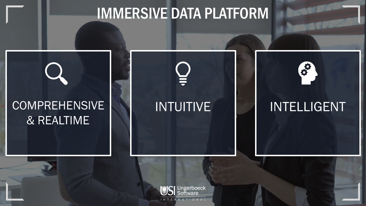 Smart Venue Immersive Data