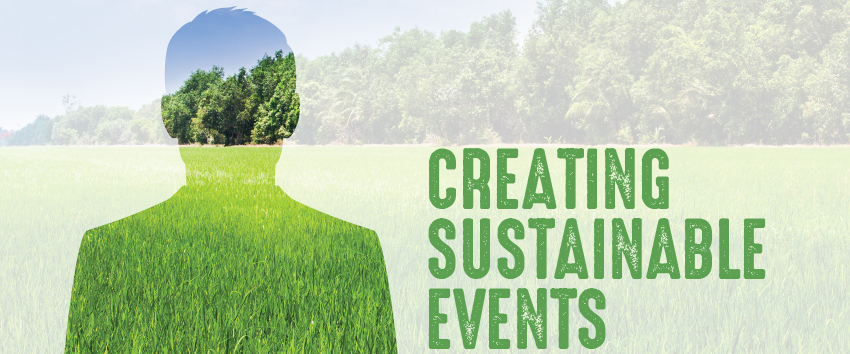 Creating Sustainable Events