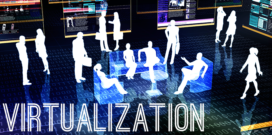 Future of Trade Shows virtualization